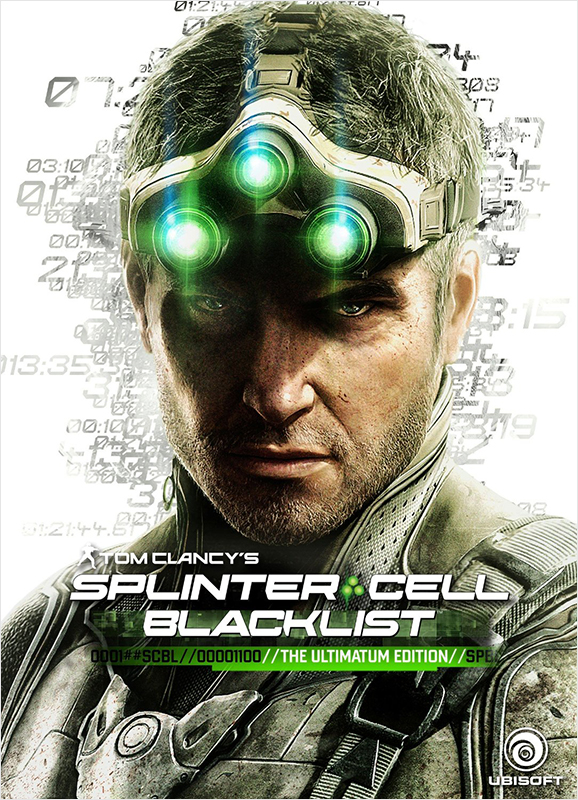 Tom Clancy's Splinter Cell Blacklist. Upper Echelon Edition