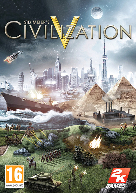 Sid Meier's Civilization V. Россыпь континентов. Набор карт  лучшие цены на игру и информация о игре