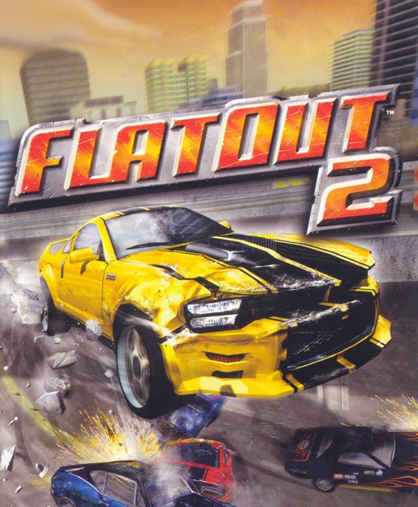 FlatOut 2 (Цифровая версия)