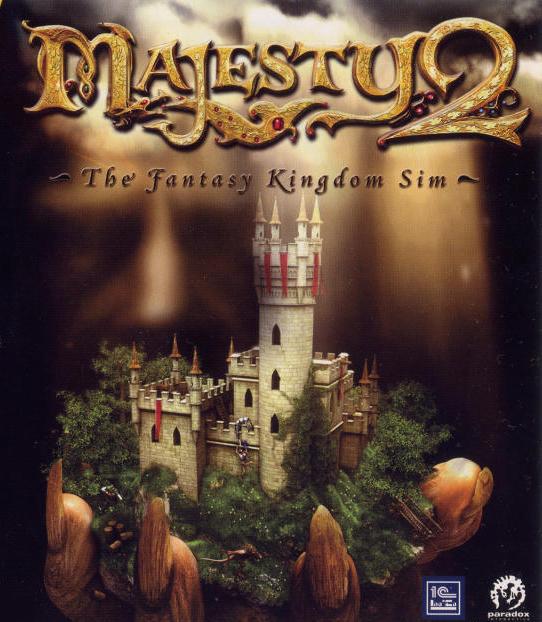 Majesty 2. Храм Лунорда / Асассин. Строения / Юниты. Загружаемые дополнения  лучшие цены на игру и информация о игре