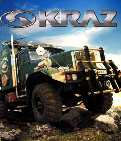 KRAZ (Цифровая версия)Игра KRAZ &amp;ndash; это гонки с препятствиями на тяжелых грузовиках. Тяжелые грузовики пройдут испытания на трассах разной сложности, где им предстоит познать все коварство бездорожья. К услугам водителей – разнообразные средства для преодоления препятствий: лебедка, пониженная передача, разные типы приводов.<br>