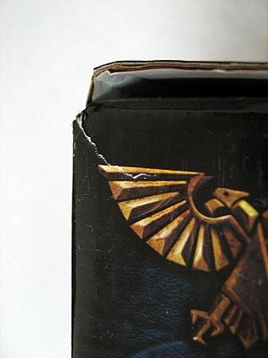 Причина уценки: Warhammer 40,000: Space Marine. Коллекционное издание