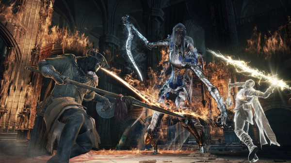 Dark Souls III: Deluxe Edition [Xbox One, Цифровая версия]