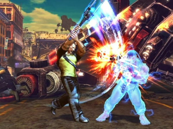 Street Fighter X Tekken [PS Vita]