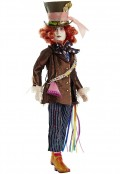 Коллекционная кукла Alice Through The Looking Glass. Mad Hatter (29 см)