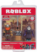 Набор фигурок Roblox: Legendary Gatekeepers Attack