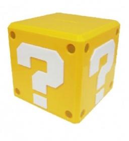 Купить Копилка со звуком куб Mario  Sound Coin Bank из