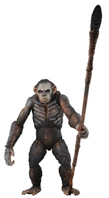 Фигурка Dawn Of The Planet Of The Apes. Series 1. Koba (18 см)