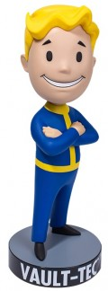 Коллекционная фигурка Fallout 4 Vault Boy 111 Bobbleheads: Arm Crossed– Series Three (13 см)