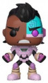 Фигурка Funko POP Television: Teen Titans Go! Night Begins To Shine – Cyborg (9,5 см)