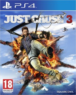 Just Cause 3 [PS4] – Trade-in | Б/У