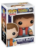Фигурка Funko POP Movies Back To The Future: Marty McFly (9,5 см)