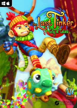 The Last Tinker: City of Colors [PC, Цифровая версия]