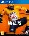 NHL 19 [PS4]  – Trade-in | Б/У