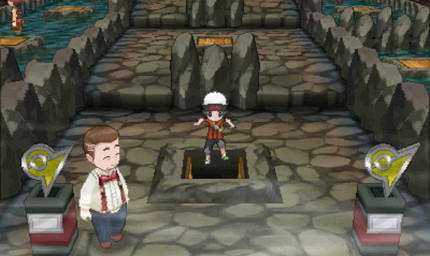 Pokemon Omega Ruby [3DS]