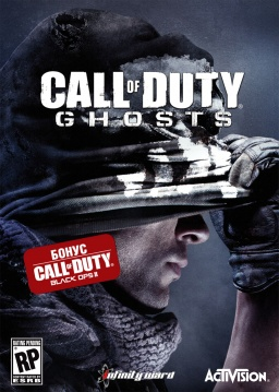 Call of Duty. Ghosts + Call of Duty. Black Ops II [PC, Цифровая версия]