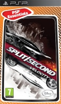 Split/Second (Essentials) [PSP]