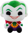Мягкая игрушка Funko POP: DC Comics Holiday – Santa Joker