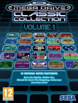 SEGA MEGA DRIVE Classics Collection Volume 1 [PC, Цифровая версия]