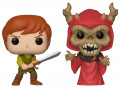 Фигурка Funko POP: Disney The Black Cauldron – Taran & Horned King Exclusive (9,5 см) (2-Pack)