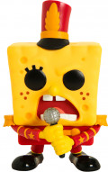 Фигурка Funko POP Animation: Spongebob Squarepants – Spongebob Squarepants Band Outfit (9,5 см)