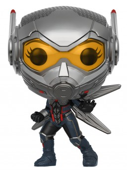 Фигурка Funko POP: Marvel Ant-Man And The Wasp – Wasp Bobble-Head (9,5 см)