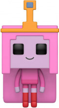 Фигурка Funko POP: Adventure Time Minecraft – Princess Bubblegum (9,5 см)