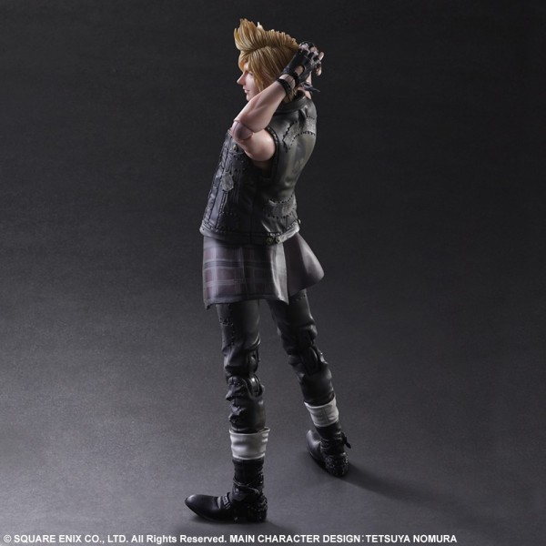 Фигурка Final Fantasy XV: Play Arts Kai Prompto (27 см)
