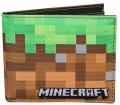 Кошелек Minecraft: Dirt Block Bi-Fold