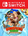 Donkey Kong Country: Tropical Freeze [Switch, Цифровая версия]