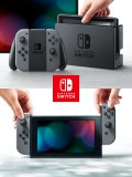 Игровая консоль Nintendo Switch (серый) + игра The Legend of Zelda: Breath of the Wild