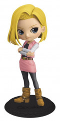 Фигурка Q Posket Dragon Ball Z: Android 18 Ver.B