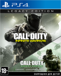 Call of Duty: Infinite Warfare Legacy Edition [PS4]