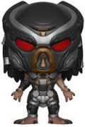 Фигурка Funko POP Movies: The Predator –  Predator Helmet On With Chase (9,5 см)