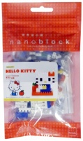 Конструктор nanoBlock. Hello Kitty