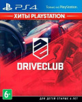 Driveclub (Хиты PlayStation) [PS4]
