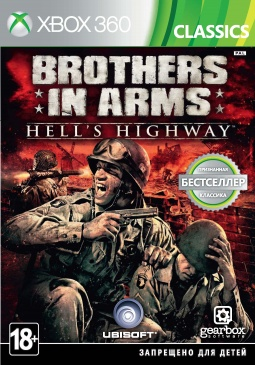 Brothers in Arms. Hell's Highway (Classics) [Xbox 360]