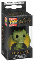 Брелок Funko POP: Game Of Thrones – Rhaegal