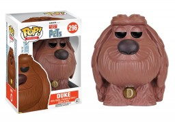 Фигурка Funko POP Movies: The Secret Life of Pets – Duke (9,5 см)