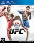 EA Sports UFC [PS4] – Trade-in | Б/У