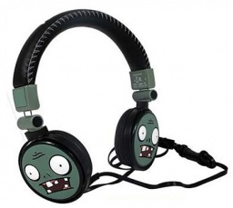 Наушники Plants vs Zombies Headphones