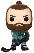 Фигурка Funko POP Hockey: NHL – San Jose Sharks – Brent Burns (9,5 см)