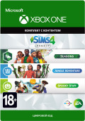 The Sims 4: Bundle (Seasons, Jungle Adventure, Spooky Stuff). Дополнение [Xbox One, Цифровая версия]