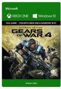 Gears of War 4. Ultimate Edition [Xbox One/Win10, Цифровая версия]