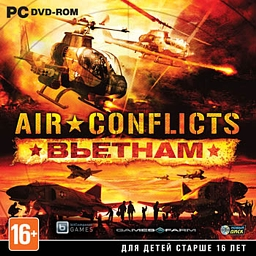 Air Conflicts. Vietnam [PC-Jewel]