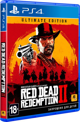 Red Dead Redemption 2. Ultimate Edition [PS4]