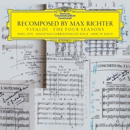 A.L. Vivaldi. The Four Seasons. Recomposed By Max Richter (LP)