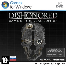 Dishonored Game of the Year Edition [PC-Jewel]