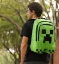 Рюкзак Minecraft. Creeper