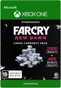 Far Cry: New Dawn. Credit Pack Large [Xbox One, Цифровая версия]